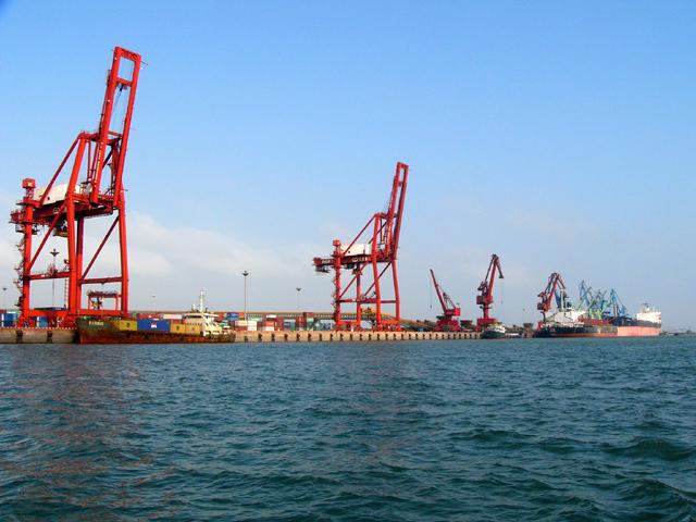 广西防城港口岸成为全国最大的进口硫磺集散地